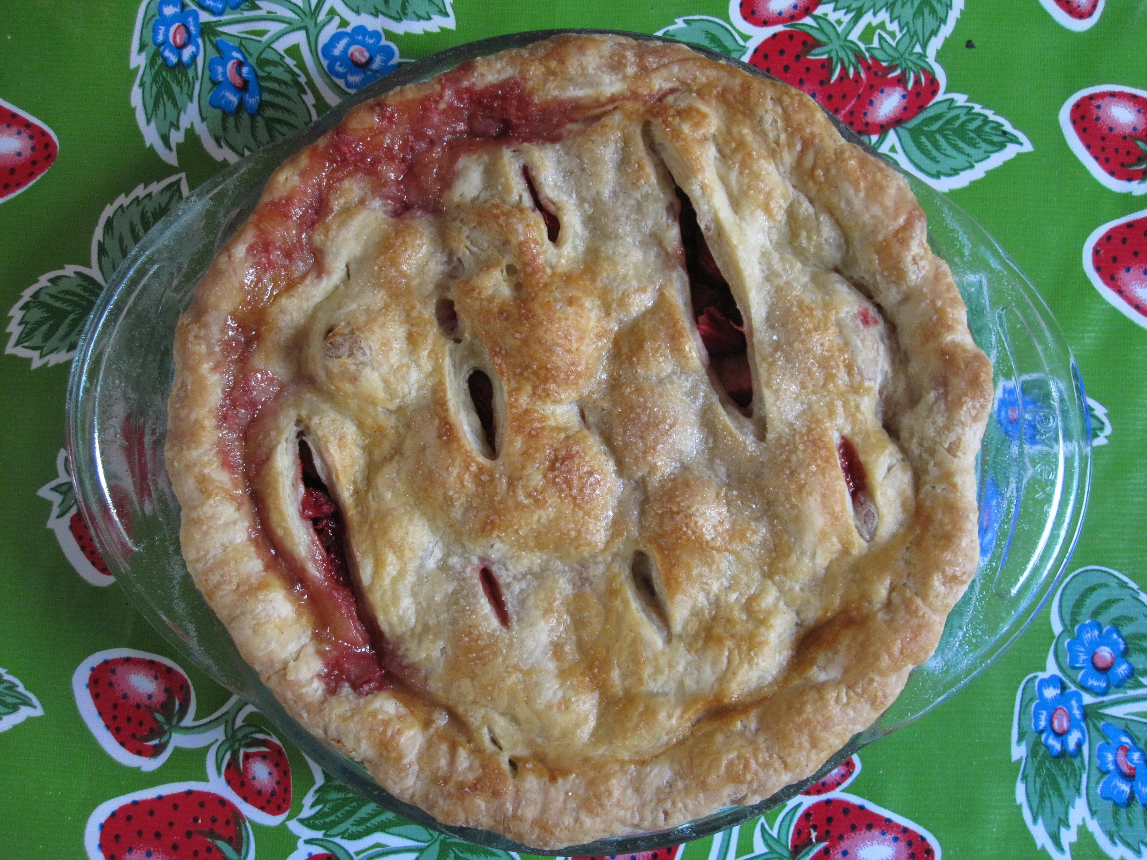 Strawberry Patron Cake Recipe