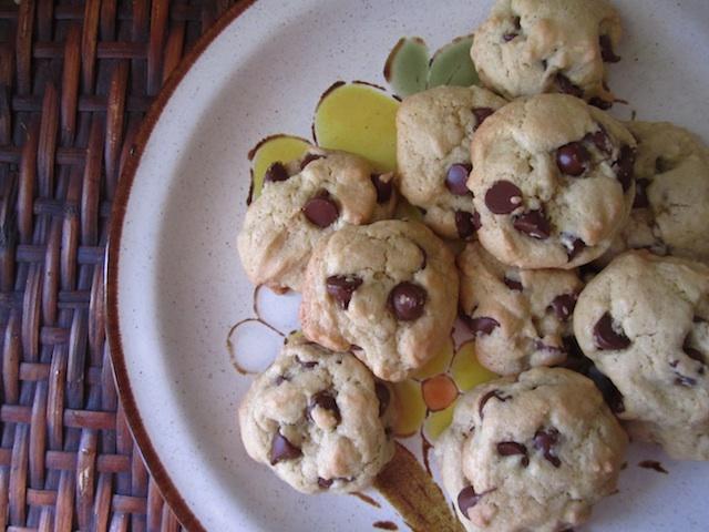 chocolate cjip cookies